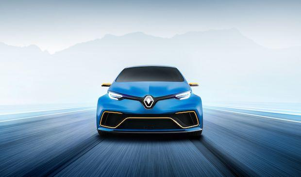 Photo of Renault Studie ZOE e-Sport Concept: Elektromobilität im Race-Look
