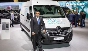 Renault-Nissan Allianz schafft neue Business Unit für leichte Nutzfahrzeuge
