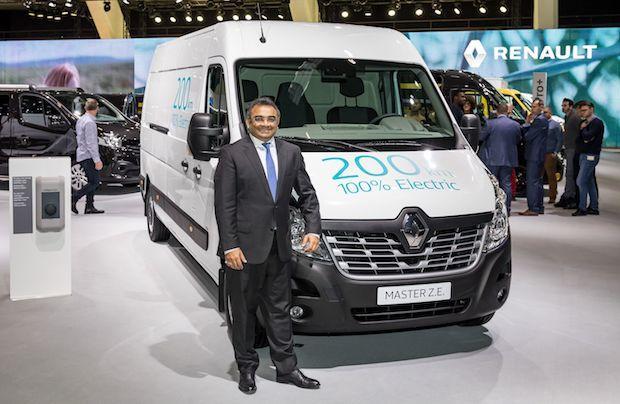 Photo of Renault-Nissan Allianz schafft neue Business Unit für leichte Nutzfahrzeuge