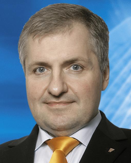 Wolfgang Steiger - Wirtschaftsrat der CDU. Foto: Jens Schicke.