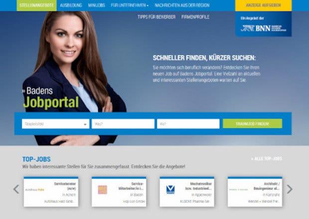 Photo of stellenanzeigen.de relauncht regionale Jobbörse bnn.de/jobs