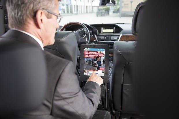 Bild von Digitale Revolution in der Taxibranche
