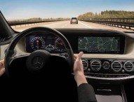 Die neue S-Klasse: Intelligent Drive Next Level