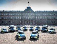 Polizei Baden-Württemberg – sicher unterwegs mit Mercedes-Benz Fahrzeugen