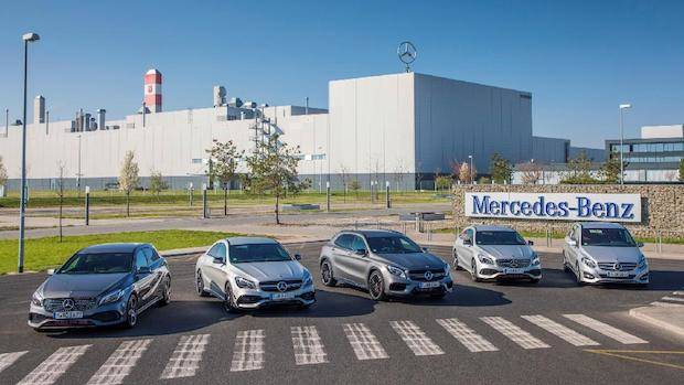 Bild von Mercedes-Benz gewinnt jüngere Kunden – Eine Erfolgsgeschichte