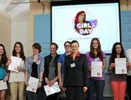 Girls' Day am 27. April 2017: Förderung für Frauen in technischen Berufen