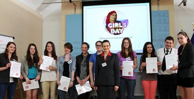 Photo of Girls' Day am 27. April 2017: Förderung für Frauen in technischen Berufen