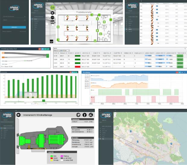 """Photo of IoT-Plattform """"sphinx open online"""": in-GmbH stellt neues Release 6.0 vor"""