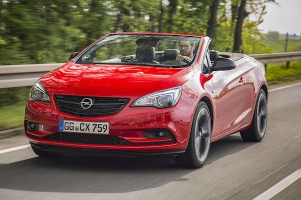 Bild von Jetzt mit dem Opel Cascada Supreme in den Frühling starten
