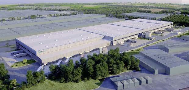 Bild von Prologis entwickelt Logistikimmobilie mit 41.000 Quadratmetern in Unna