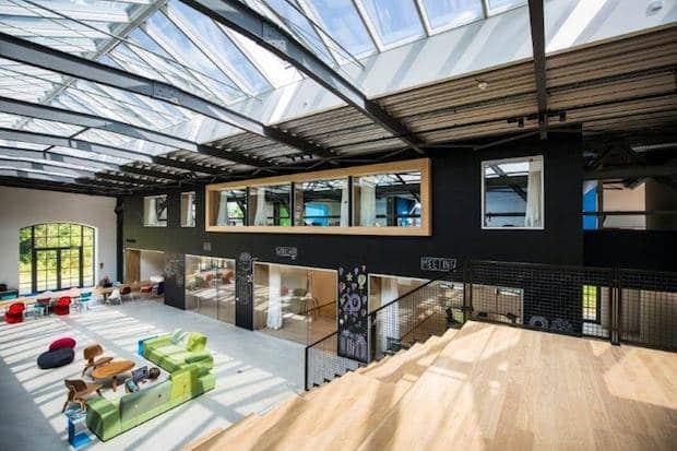 Bild von Ressourcensparend planen, energiesparend arbeiten: Nachhaltigkeit gewinnt bei Bürobau an Bedeutung