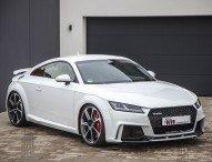 Noch mehr Fahrdynamik für den Audi TT RS: