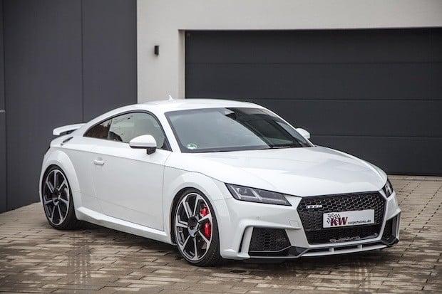 Photo of Noch mehr Fahrdynamik für den Audi TT RS: