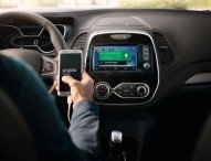 Entspannter Renault fahren mit Android Auto und Apple CarPlay