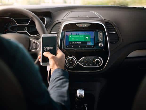 Photo of Entspannter Renault fahren mit Android Auto und Apple CarPlay
