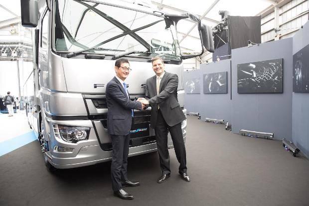 Photo of Daimler Trucks greift mit neuem FUSO-Lkw im japanischen Markt an