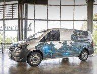 Mercedes-Benz Vans und Hermes unterzeichnen strategische Partnerschaft