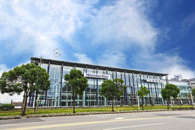 Photo of Daimler und Lei Shing Hong vertiefen Zusammenarbeit weiter