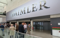 Daimler Hauptversammlung 2017 in Berlin