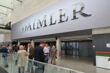 Photo of Daimler Hauptversammlung 2017 in Berlin