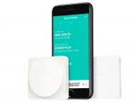 Der Logitech POP Smart Button mit Apple HomeKit-Kompatibilität kommt in den Apple Store