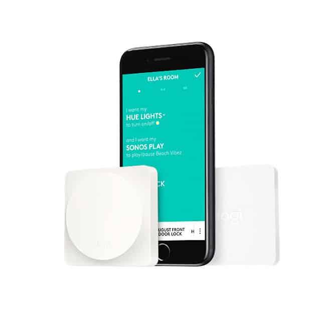 Bild von Der Logitech POP Smart Button mit Apple HomeKit-Kompatibilität kommt in den Apple Store