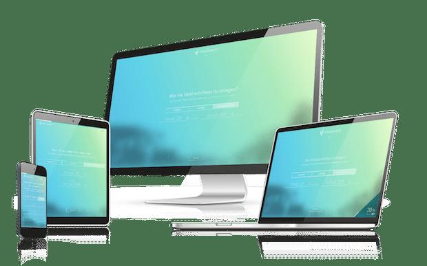 Bild von Robo Advisor VisualVest mit noch passgenauerem Angebot und neuem Design