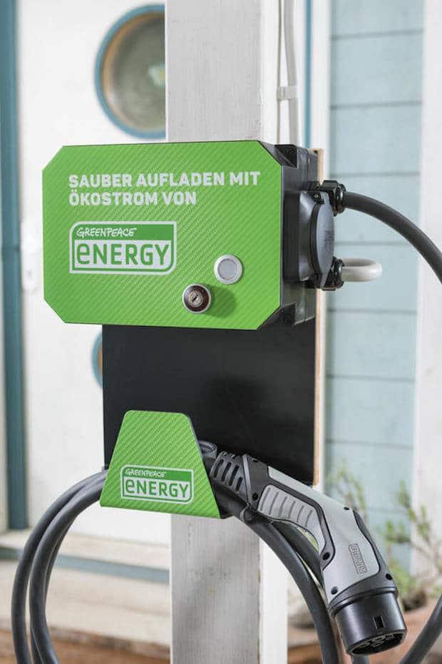 Bild von Greenpeace Energy setzt auf Elektromobilität