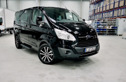 Ford Business Edition in Schwarz.