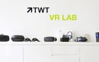 TWT VR Lab: Virtual Reality-Erlebnisse für Kunden und Mitarbeiter