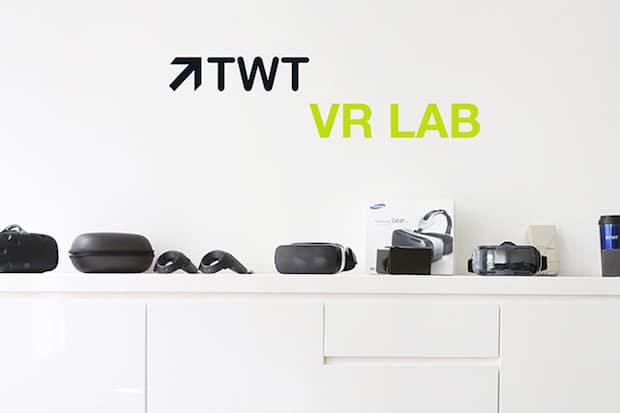 Photo of TWT VR Lab: Virtual Reality-Erlebnisse für Kunden und Mitarbeiter