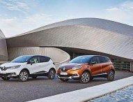 Renault Captur jetzt noch attraktiver, komfortabler und sicherer