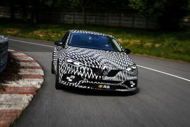 Bild von Renault präsentiert neuen Mégane R.S. beim Grand Prix von Monaco