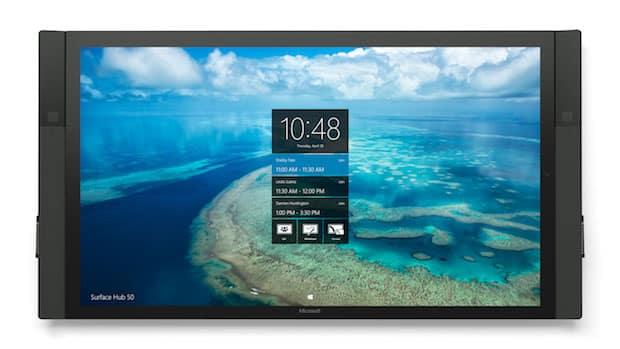 Photo of Windows 10 Creators Update für Surface Hub verfügbar