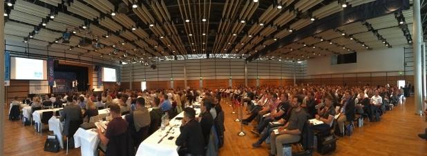 Contra Konferenz Düsseldorf: Voller Vortragssaal!