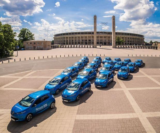 Photo of Renault elektrisiert Berlin