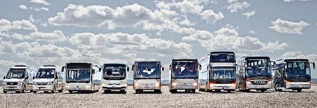 """Bild von Daimler Buses steigt bei CleverShuttle ein – Kooperation für """"On-Demand-Mobilität"""""""