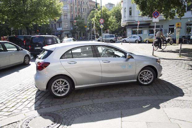 Bild von car2go steigert mit erweiterter Fahrzeugflotte in Deutschland Mietanzahl um 44 Prozent