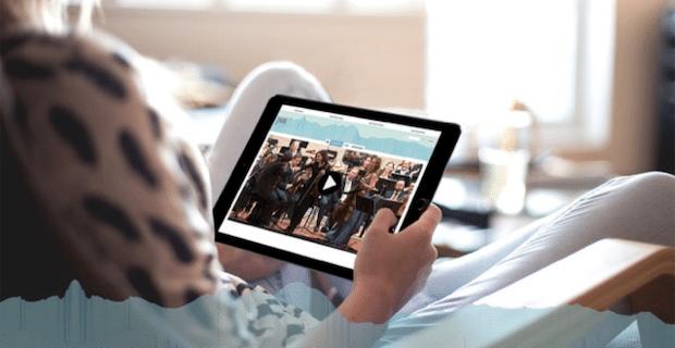 Bild von Das Gstaad Menuhin Festival feiert Digitalpremiere und launcht neues Videoportal