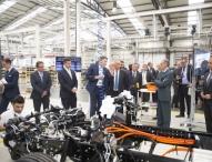 Daimler startet Produktion des FUSO eCanter in Europa