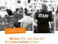 Neues Werkzeug für Veranstalter: Guest-One präsentiert Sicherheitstool Crew Control