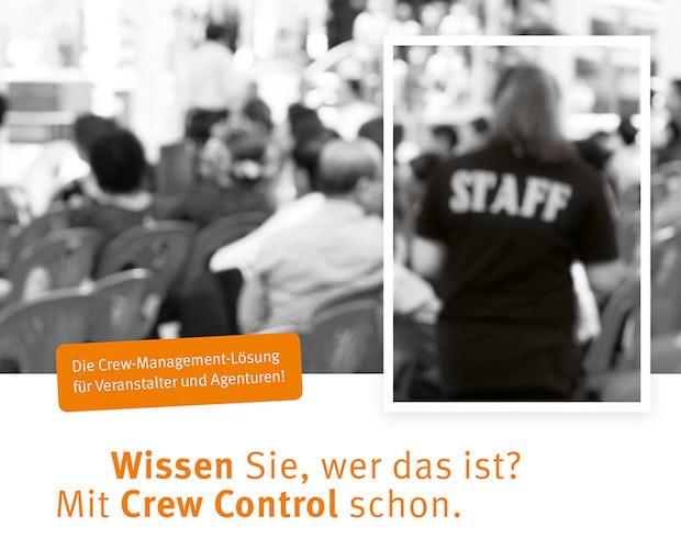Bild von Neues Werkzeug für Veranstalter: Guest-One präsentiert Sicherheitstool Crew Control