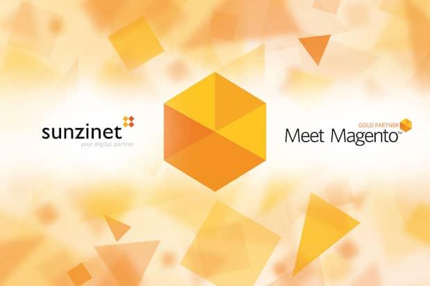Photo of sunzinet ist Meet Magento Gold Partner