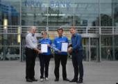 ADFC zeichnet NRW.BANK als fahrradfreundlichen Arbeitgeber aus
