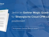 Jedox im Gartner Magic Quadrant für Strategische Cloud CPM-Lösungen 2017 positioniert