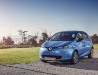 Renault bleibt Nummer eins bei Elektrofahrzeugen