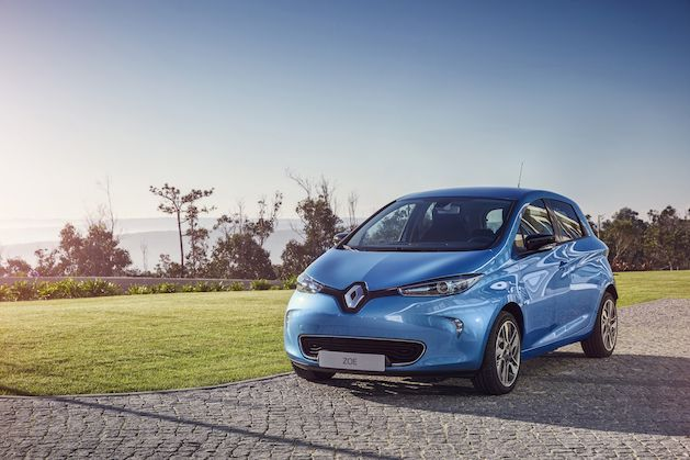 Photo of Renault bleibt Nummer eins bei Elektrofahrzeugen