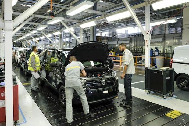 Photo of Renault Gruppe produziert einmillionstes Fahrzeug in Tanger