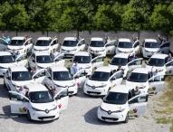 17 Renault Zoe elektrisieren den Fuhrpark des Erzbistums Freiburg