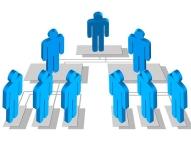 Flache Hierarchien sorgen für mehr Innovationen